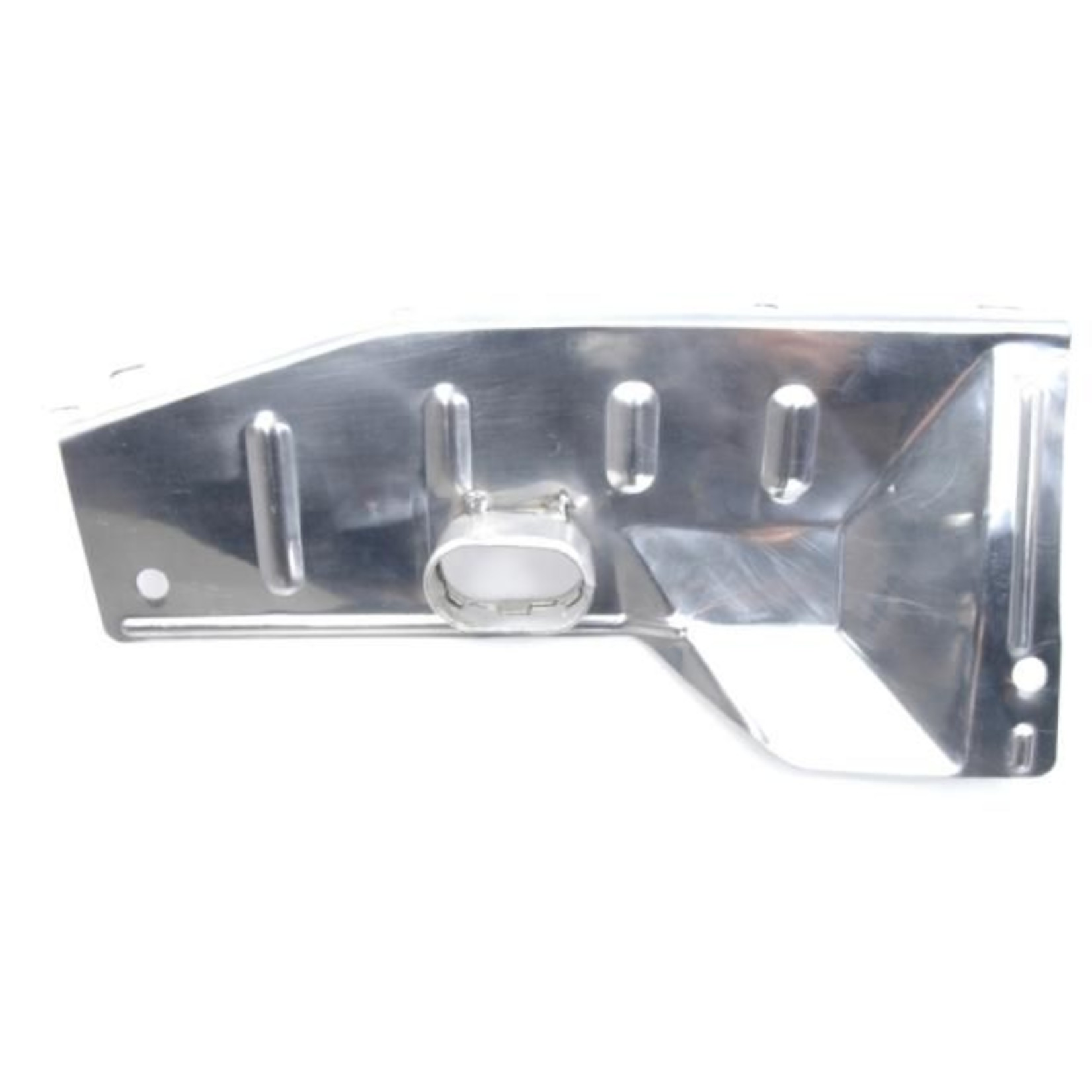 Shield support plate exterior with channel 72- Nr Org: DX181216A