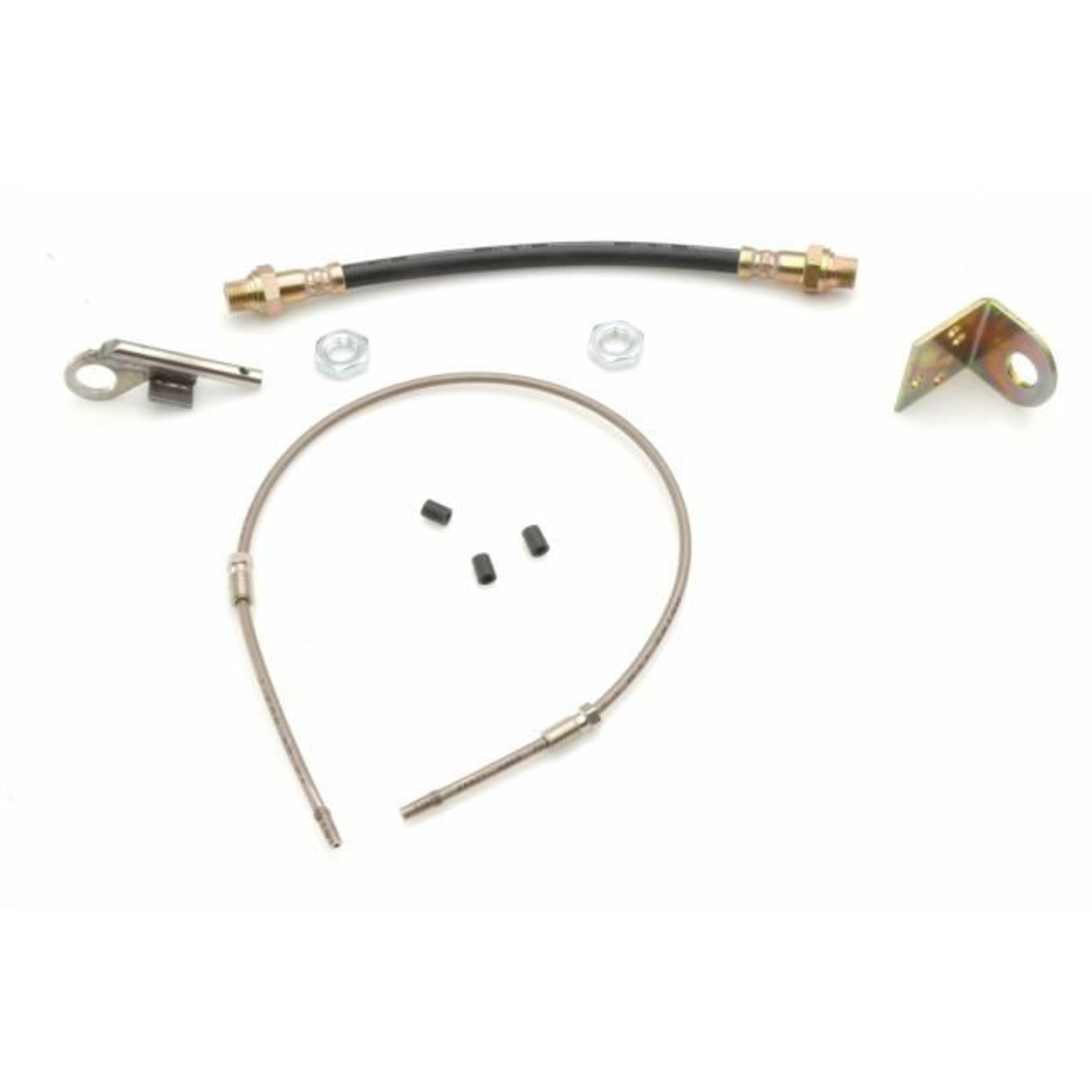 Replacement articulated brake pipe right LHS Nr Org: D453010