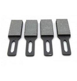 Plaquettes frein de parking - 4 pièces
