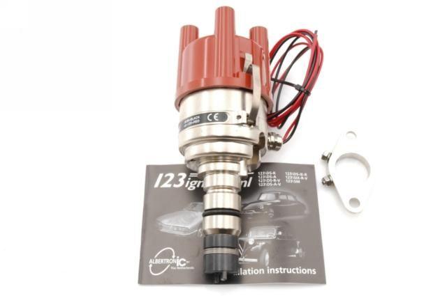 Distribuidor electronic 123 ID19B  / DS19A / MA / FA Nr Org: 123/ID19B