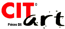CIT'art - Parts Sales specialist for Citroën DS and ID.