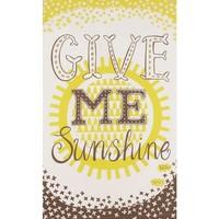 Theedoek Give me sunshine