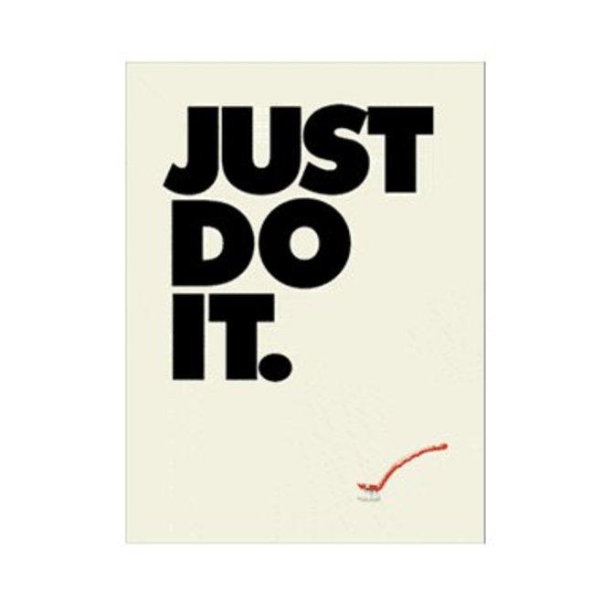 Just Do It Tea Towel
