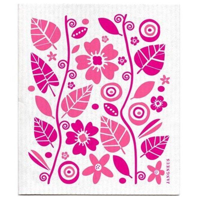 Blad Flower Dish Cloth