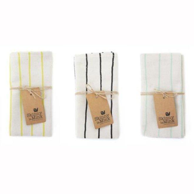 Simple Stripe Napkins