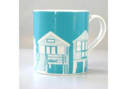 House on Stiltes Mug