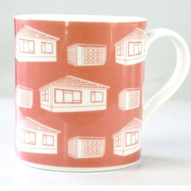 Cottages on the Coast Mug