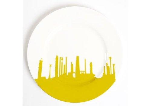 Fabrics Plate