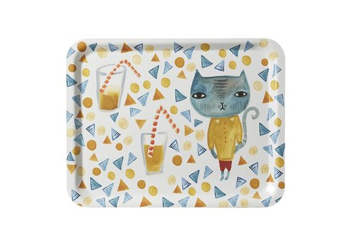 Donna Wilson Cat Tray