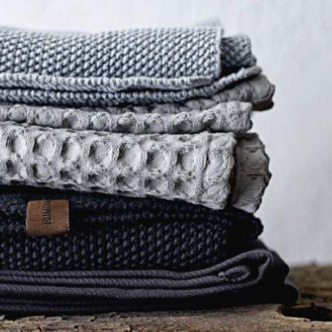 Black Grey Humdakin Tea Towel