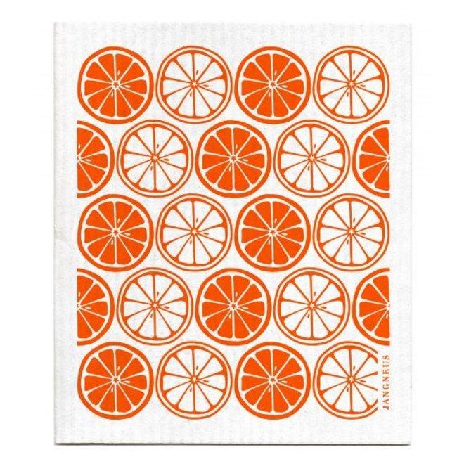 Citrus Dish Cloth