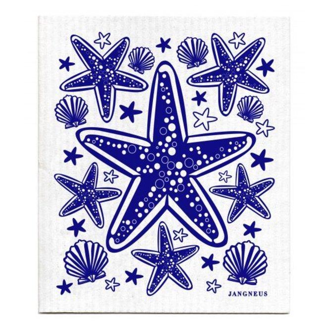 Sea stars Dish Cloth
