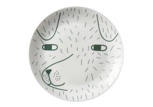 Donna Wilson Scamp Plate