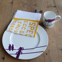 Theedoek Full English Breakfast