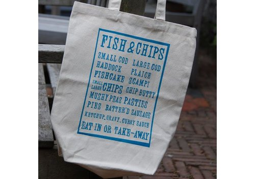 Mr PS Fish Shopper