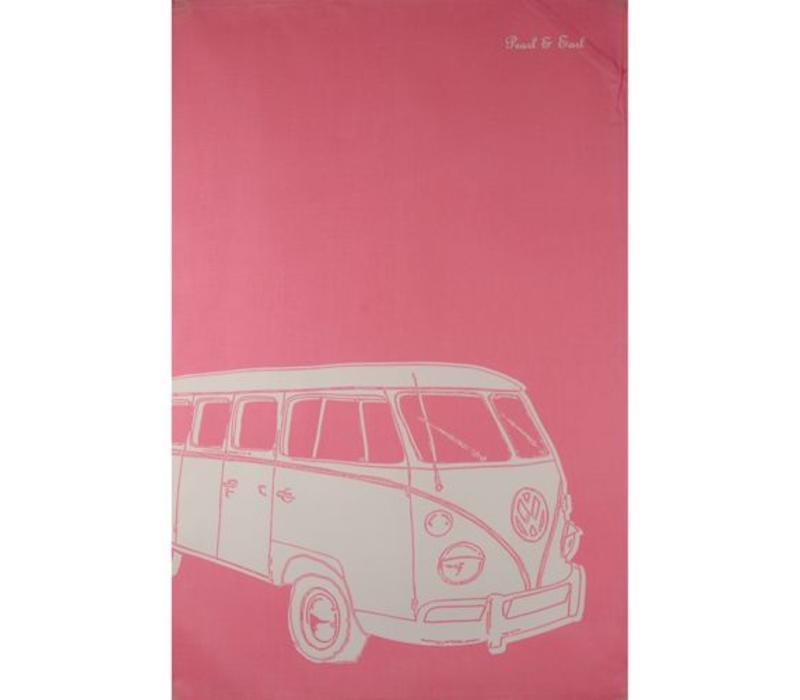 Theedoek volkswagenbus