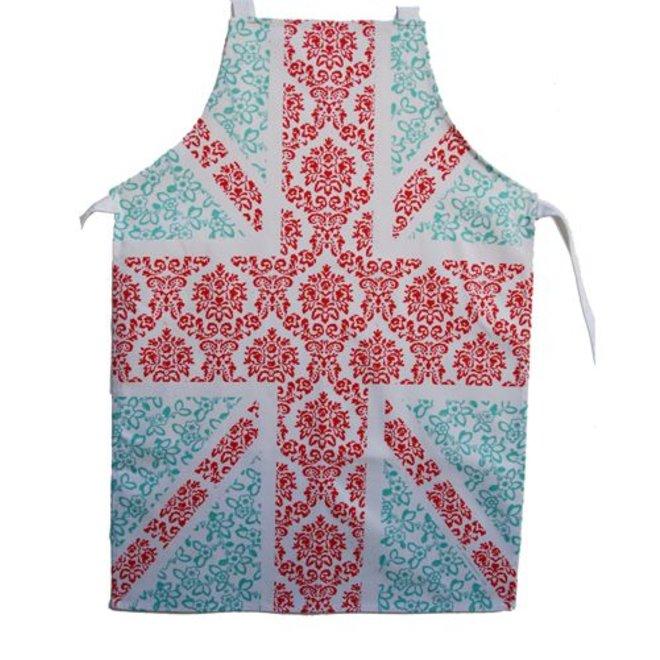 English Flag Apron
