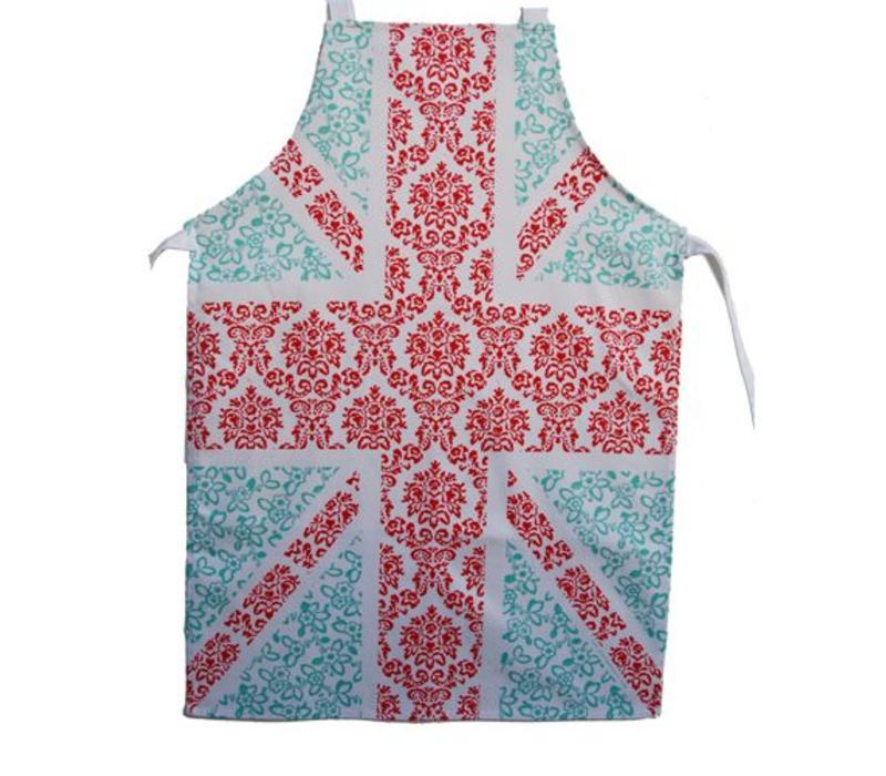 Keukenschort Engelse vlag