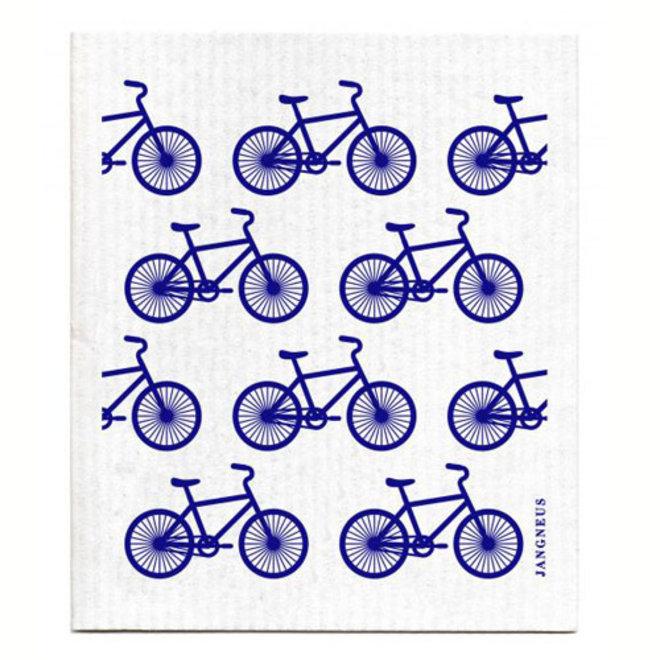 Dishcloth Bikes