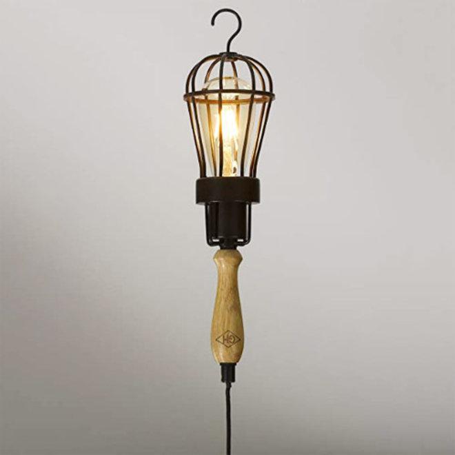 Vintage workmans light