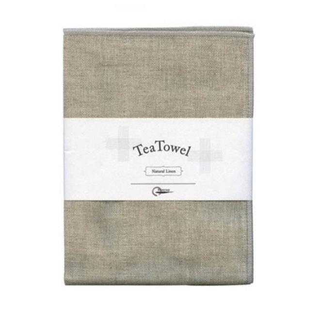 Tea towel Natural Linen