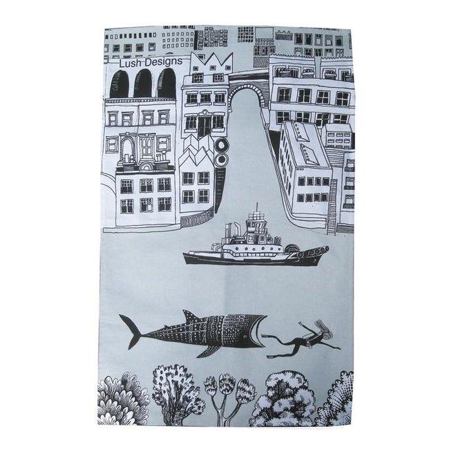 Big Fish Towel