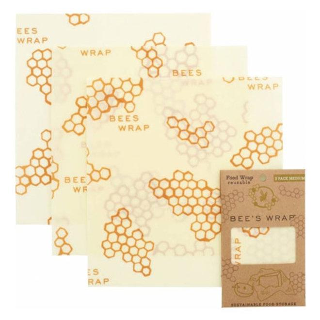 Bee's Wrap Bijenwas doek