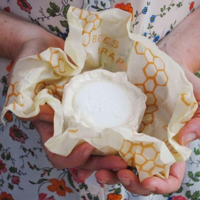 Duurzame verpakking Bee's Wrap
