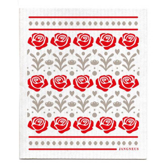 Dish Cloth Rose