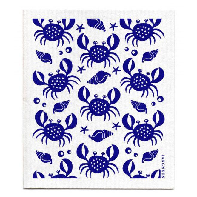 Dish Cloth Crabs