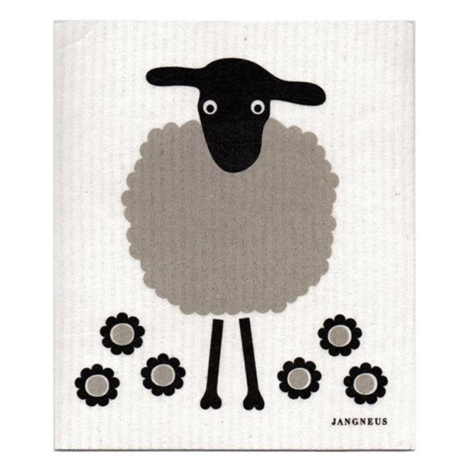 Kitchen textile set Sheeps