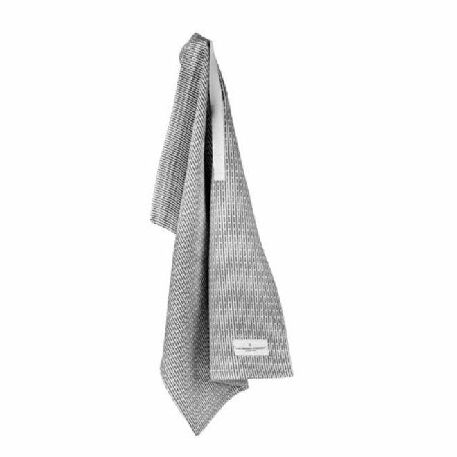 Kleine Handdoek Morning Grey