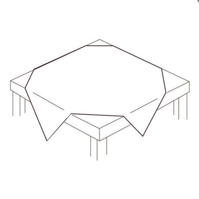 The Cloth  Jasmine - Furoshiki doek