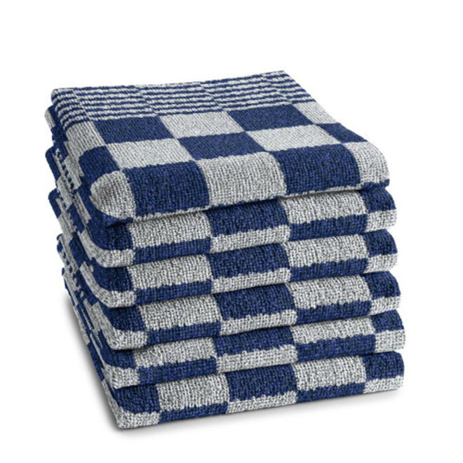 Towel barbeque blue