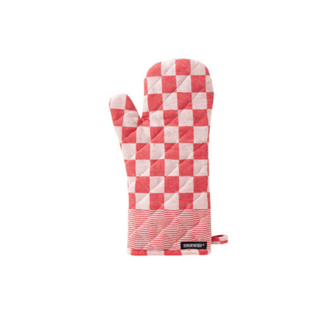 Mitten Barbeque red (1x)