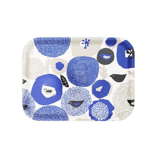 Tray Sunnuntai Blue