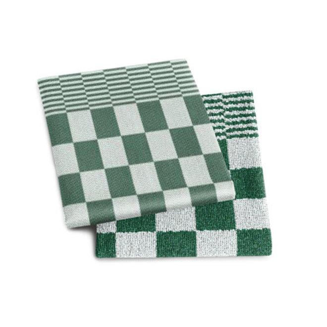 Towel barbeque green