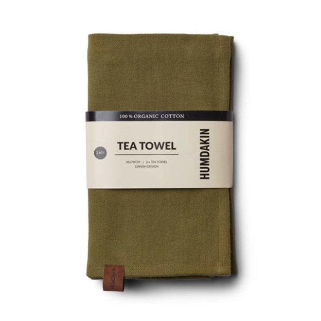 Tea Towel Fern (2x)