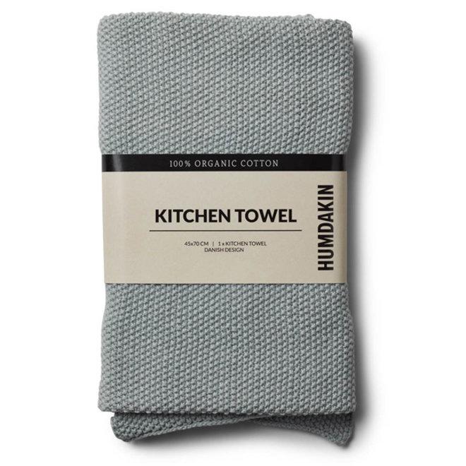 Stone tea towel and hand towel set