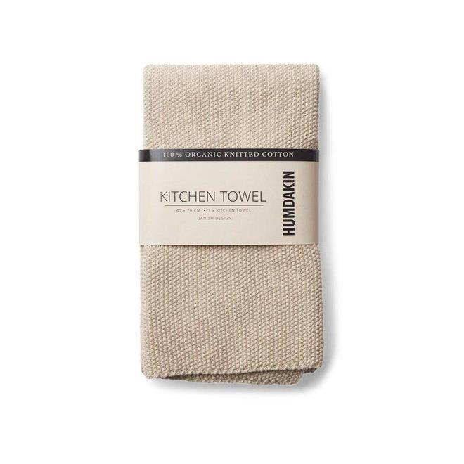 Light Stone tea towel and hand towel set
