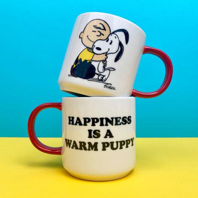 Peanuts mug Happiness