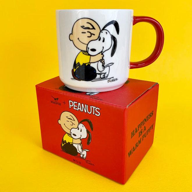 Happiness - Snoopy mug