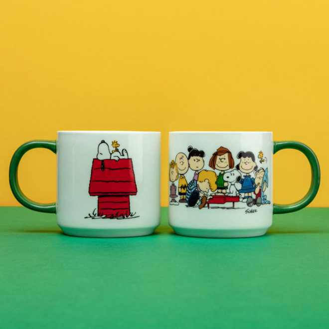 Gang - house mug Snoopy