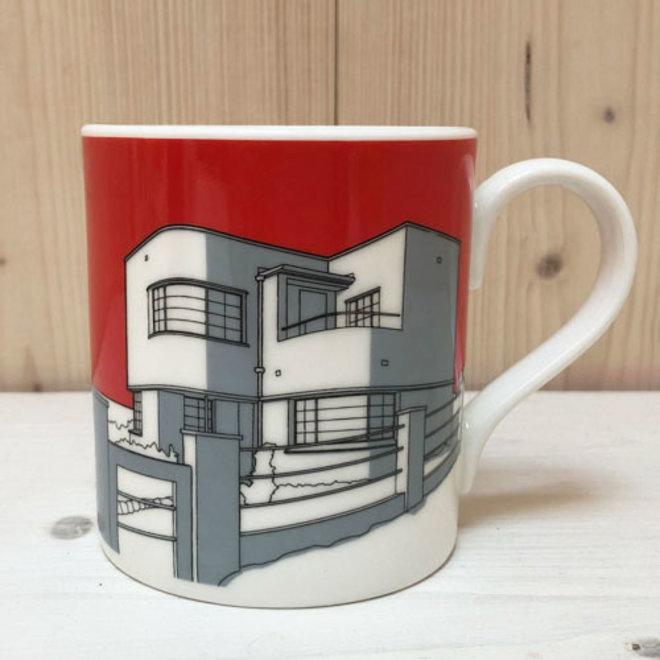 Mok 1930 modernist seaside villas