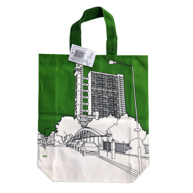 Shopper Trellick Tower
