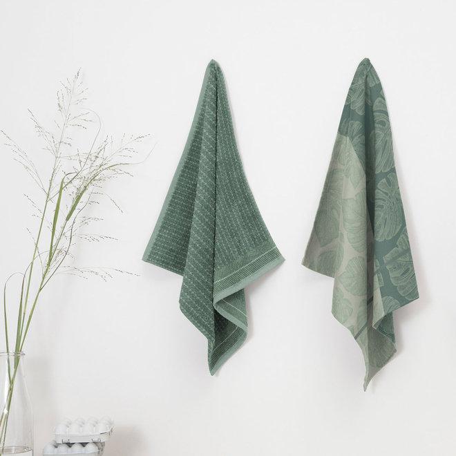 Towel Monstera Laurel