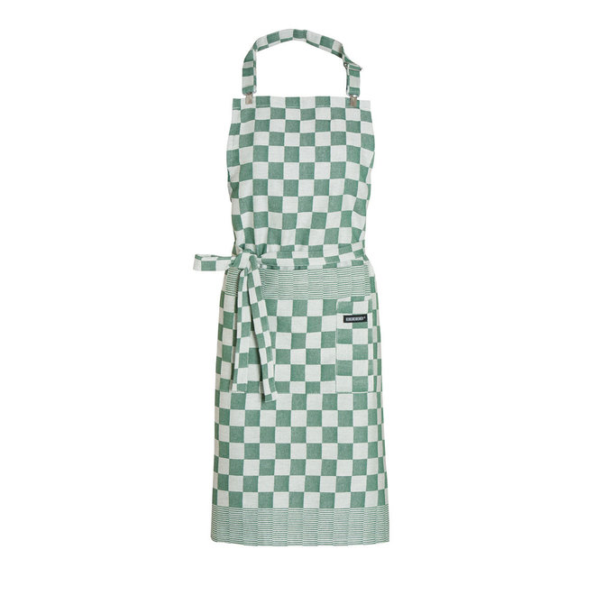Apron Barbeque green