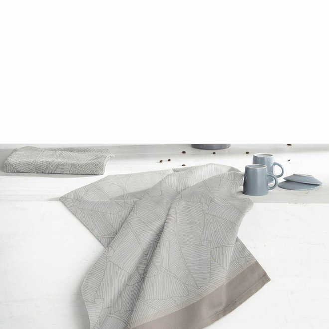 Towel Barrier Off white