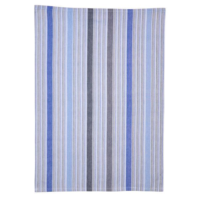 Tea towel Multi blue