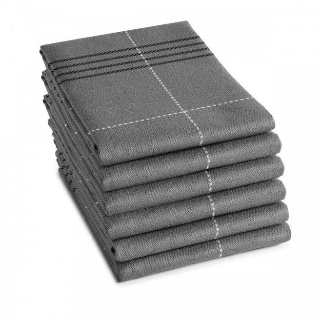 Tea towel Morvan Grey